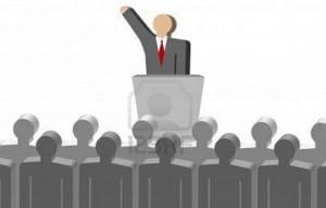 Ledarskapskurser på Äventyrens Ö förekommer nästan inga föreläsningar