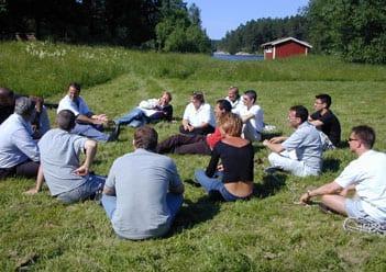 Gruppcoaching Teambuilding för ledare